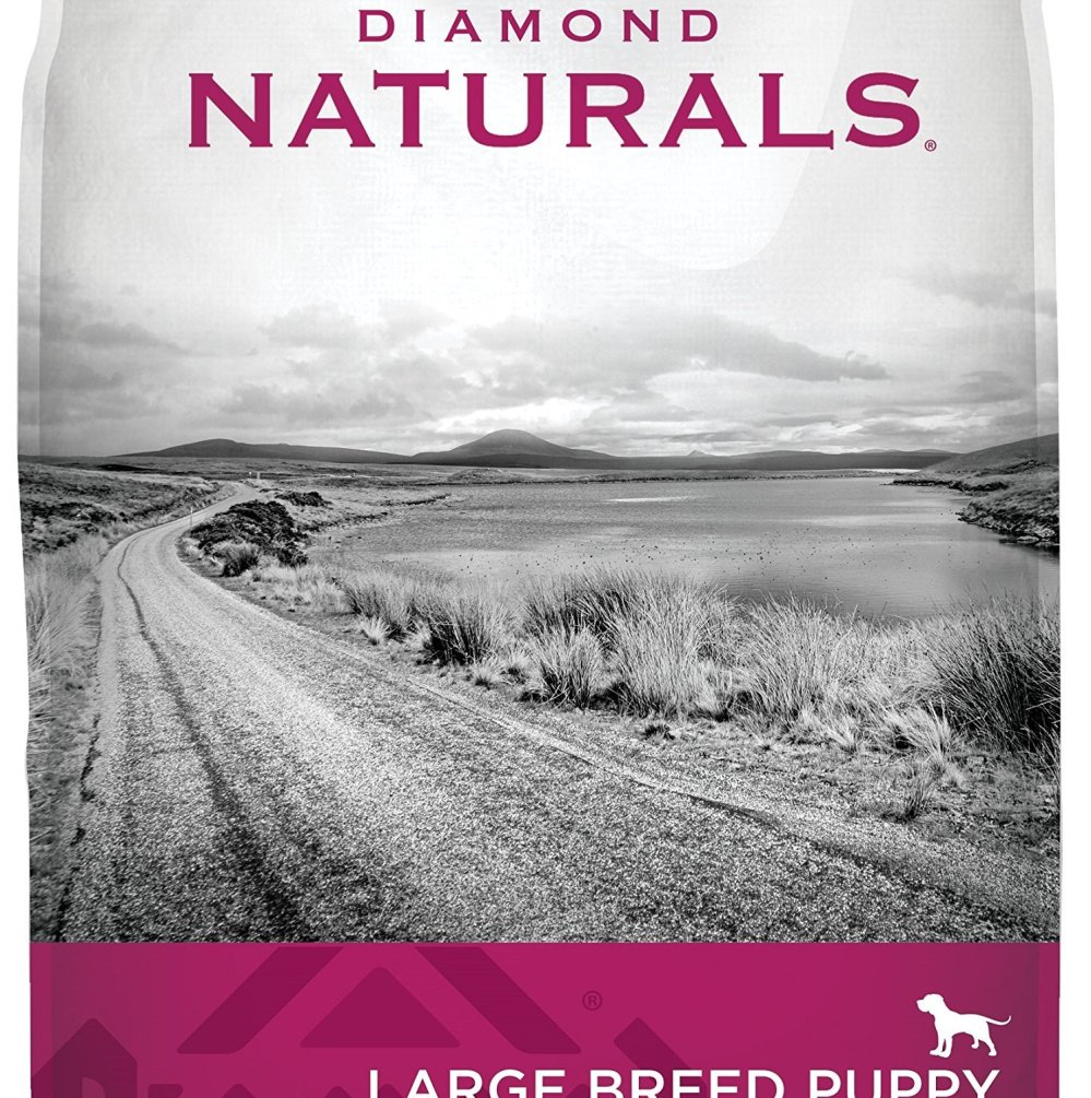 Diamond Naturals Dry Food for Puppy