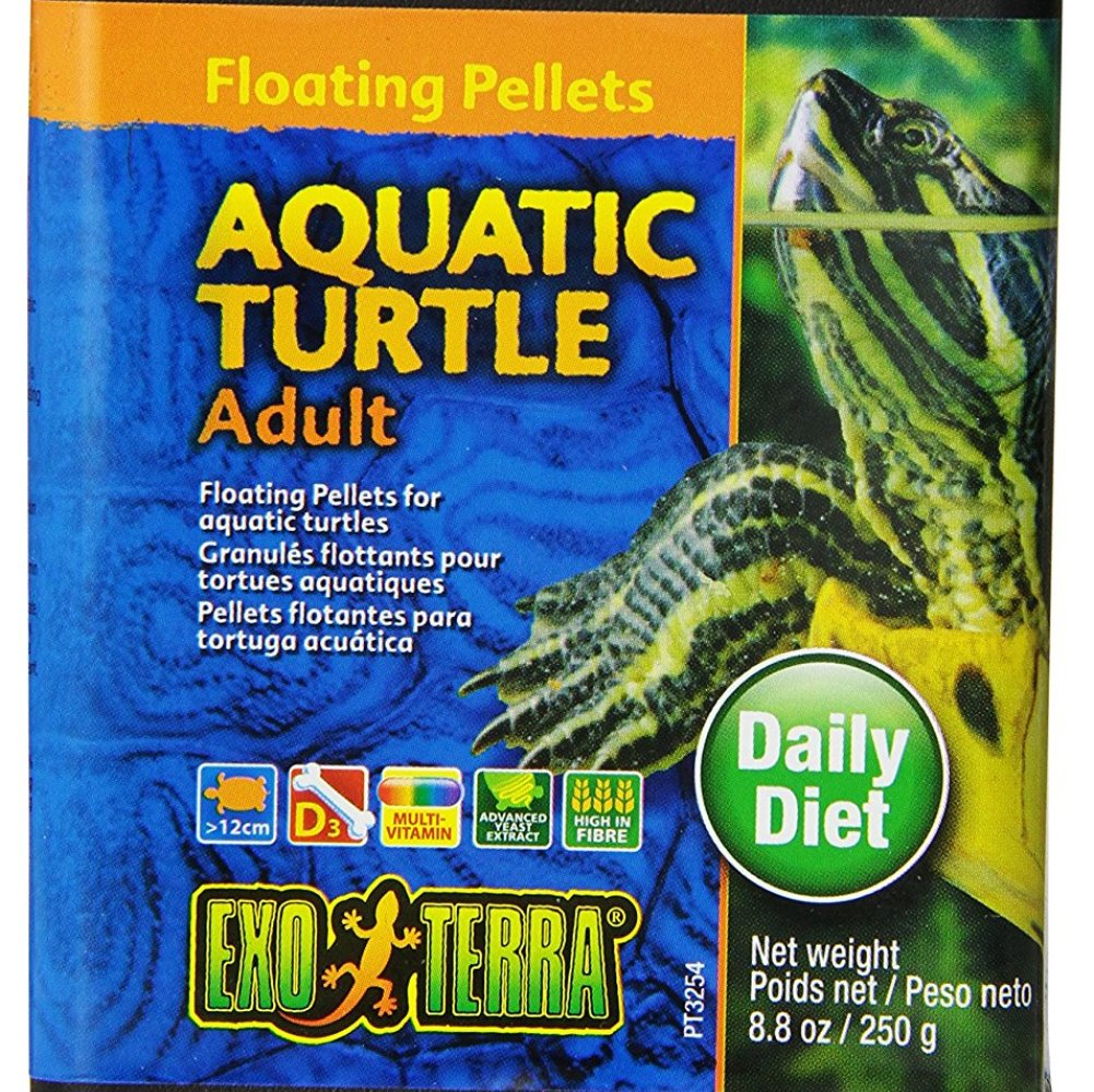 Exo Terra Adult Aquatic Turtle Food