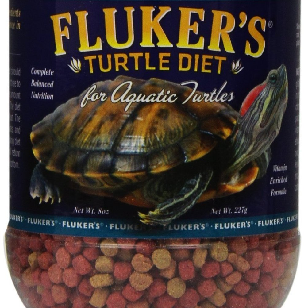 Fluker's Aquatic Turtle Diet