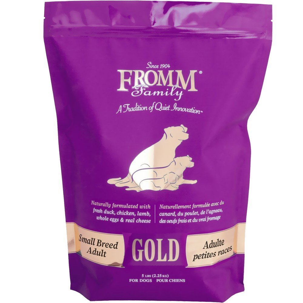 Ingredients In Fromm Gold Dog Food
