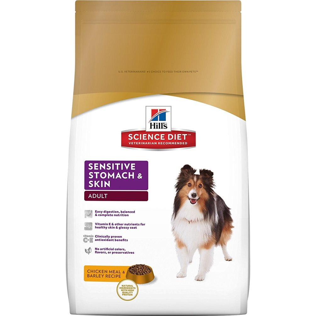 Hill's Science Diet Dog Food – Hill's Science Diet Adult Sensitive Stomach & Skin Dry Dog Food
