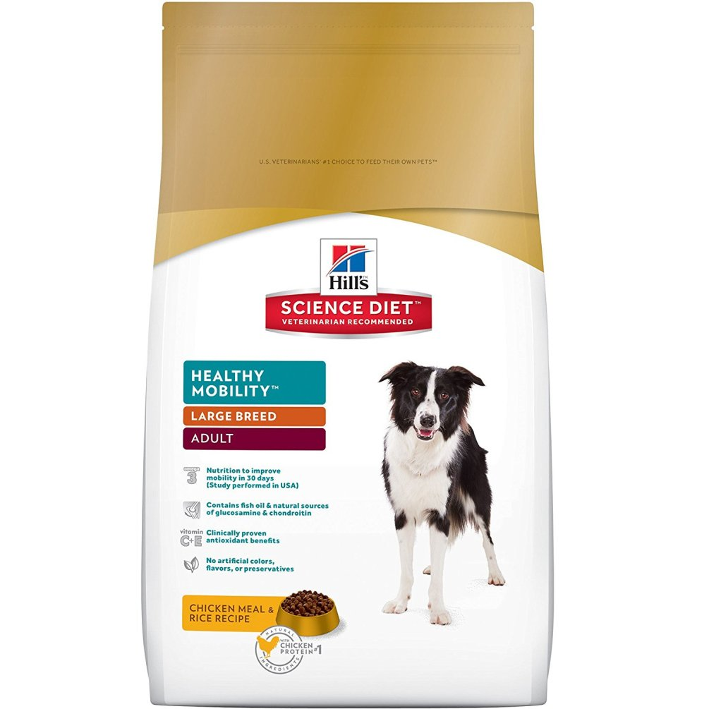 Best Natural Dog Food For Large Breed Dogs