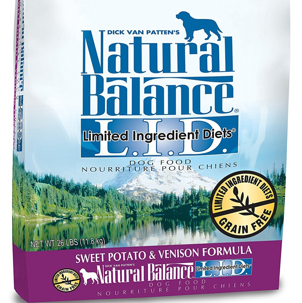 Natural Balance Dog Food Limited Ingredient Diet