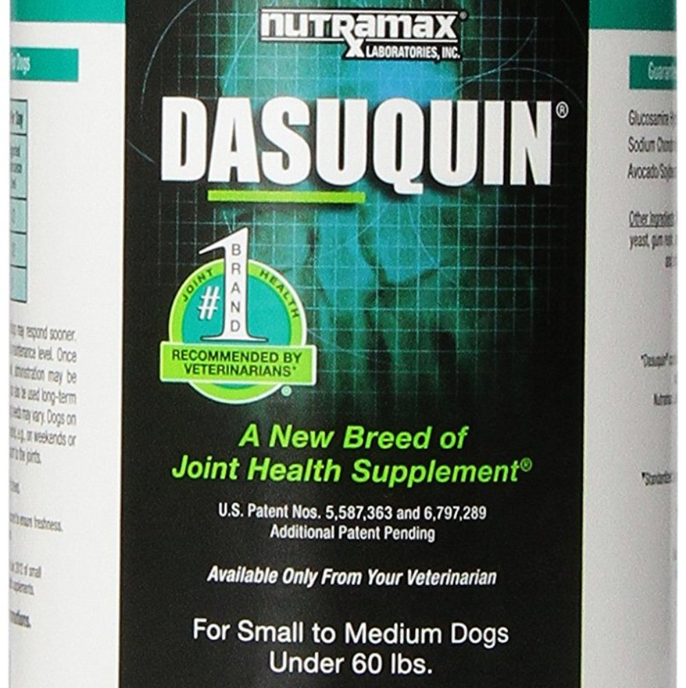 Nutramax Dasuquin with MSM Chewable Tablets for Dogs 150 Count