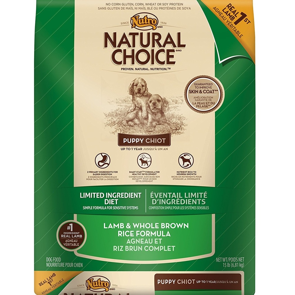 Nutro Natural Puppy Food