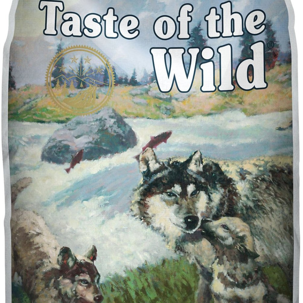 Taste of the Wild Puppy Food Grain-Free and Dry
