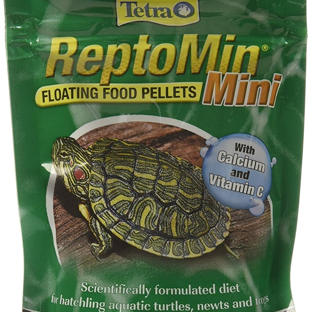 Tetra ReptoMin Mini Floating Pellets (1 Bag)