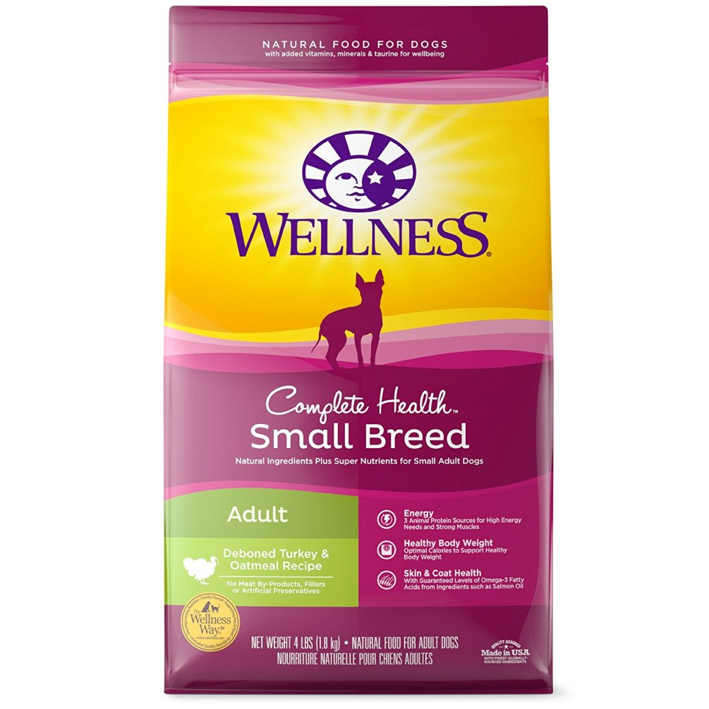 Best Small Breed Adult Dog Food