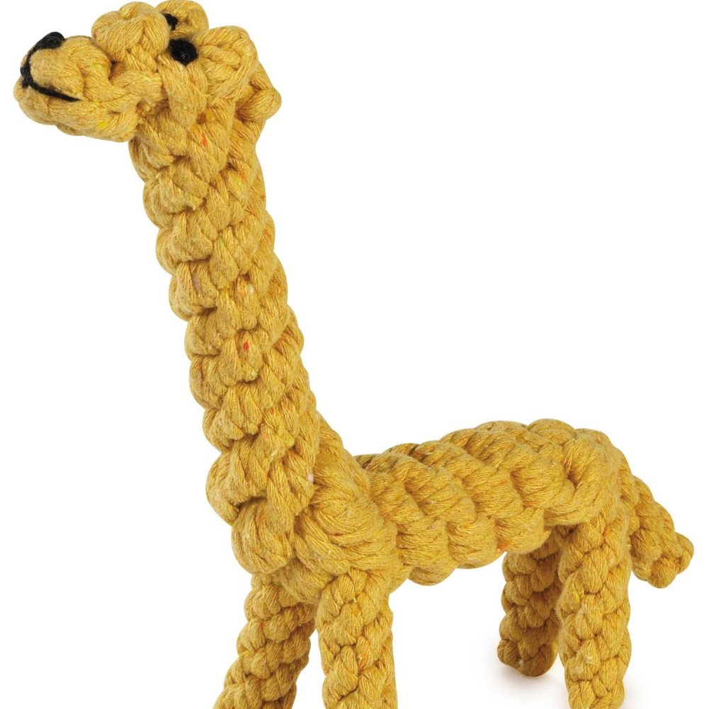 Zanies Rope Duck Dog Toys